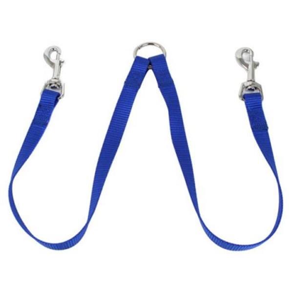 Dog Nylon Leash Double Traction Rope