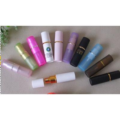 10ml Plastic Round Shell Perfume Atomizer