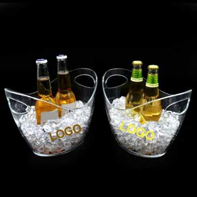 2 Bottle Ice Bucket