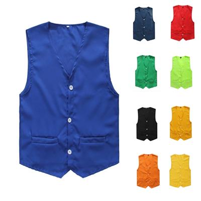 2 Pocket Uniform Vest