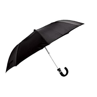 42 Telescopic Auto Open 2 sections folding travel umbrellas
