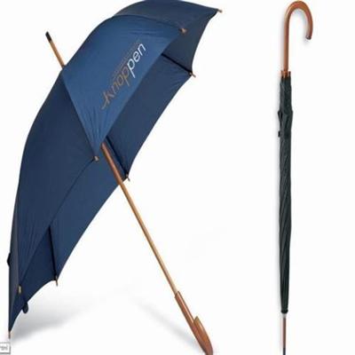 54 Economic Wood stick golf umbrella