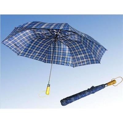 56 2 Sections folding Golf umbrella