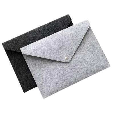A4 Felt Fabric Envelope File Bag