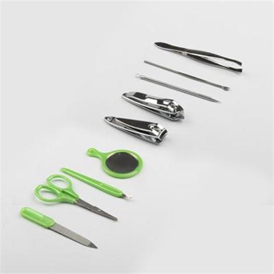 Apple Shape Manicure Set 9 in 1