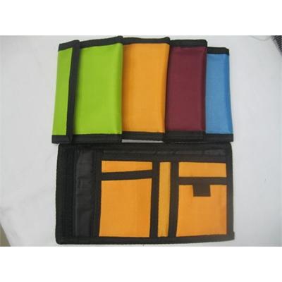 Bi Fold Wallet with organizer