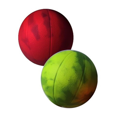 Color Changing Basketball Stress Reliever