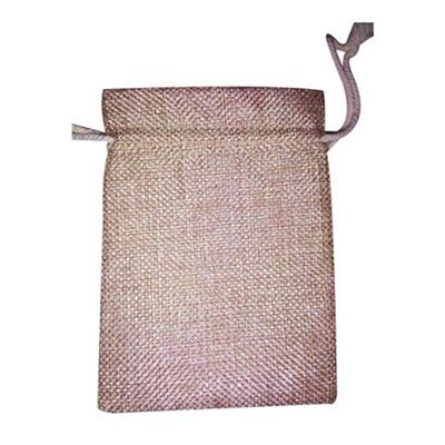 Customize Jute/Burlap Drawstring Bag