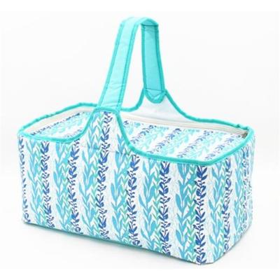 Customize cloth picnic basket