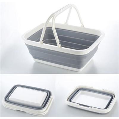 Foldable PP Basket