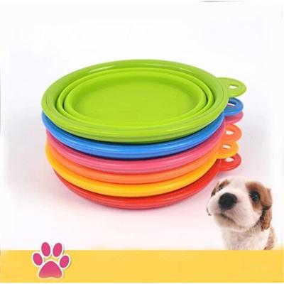Foldable Silicone Pet Bowl