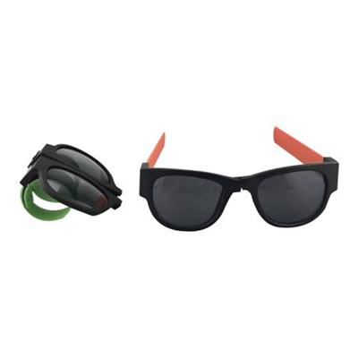 Foldable Silicone Slap Bracelet Glasses