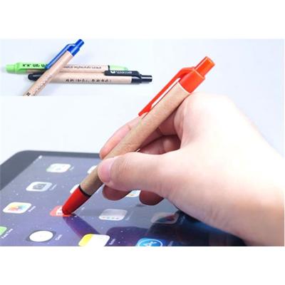 Friendly Paper Barrel Stylus Pen