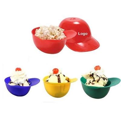 Helmet Ice Cream Bowl