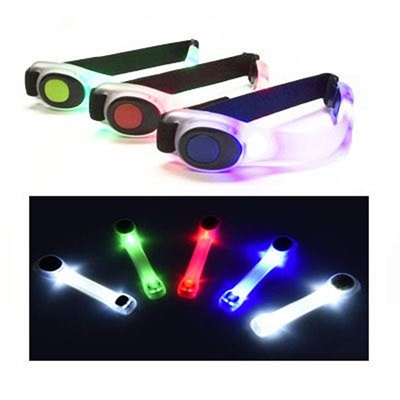 LED Safety Armband Security Safety Run Cycle Armband
