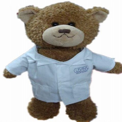 Laboratory Coat Teddy Bear