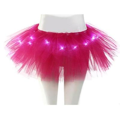 Light-up Ladies LED Tutu Skirts