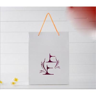 Machine Made Luxury Custom Paper Bag