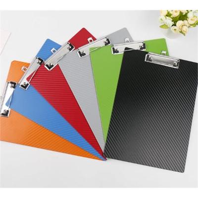 Metal Clip Plastic Clipboard