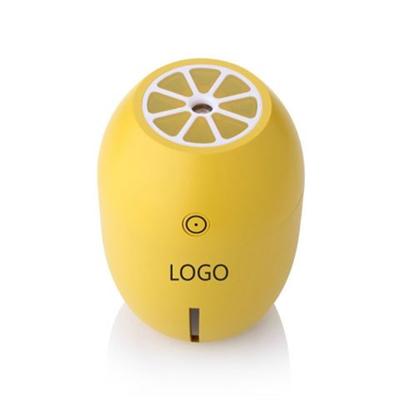 Mini Portable USB Ultrasonic Lemon Humidifier