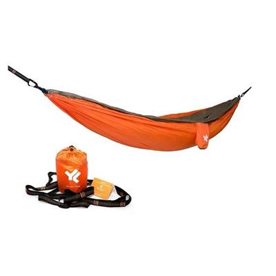 Outdoor Portable Parachute Nylon Double Hammock