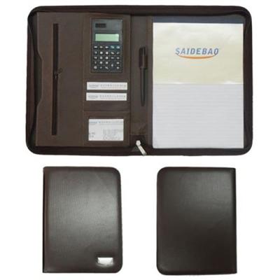 PU Leather Business Padfolio