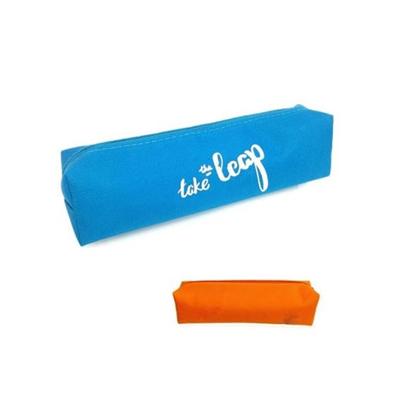 Polyester Zippered Pen Case