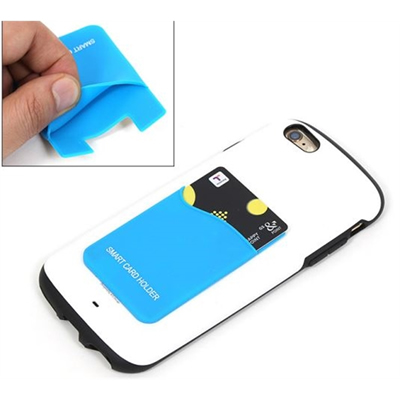Silicone Cell Phone Pocket