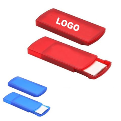 Slide-Right Bandage Dispenser