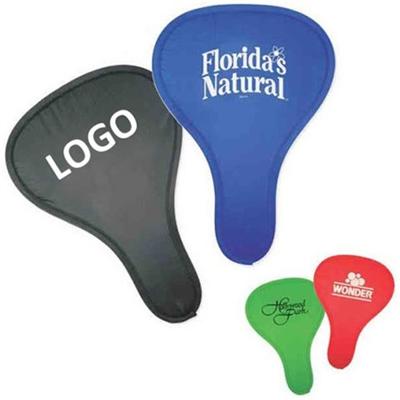 Tennis racket fan T-fan foldable fan