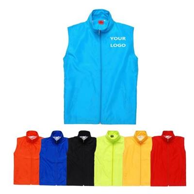 Unisex Polyester Economy Vest