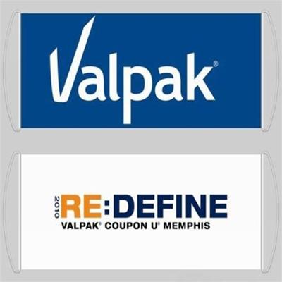 Valpak Scroll Banners