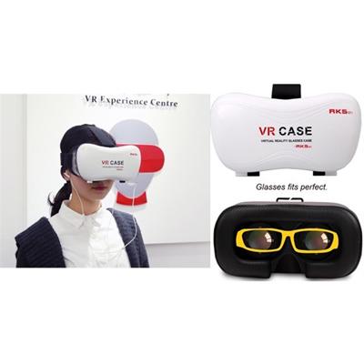 Virtual Reality 3D Case